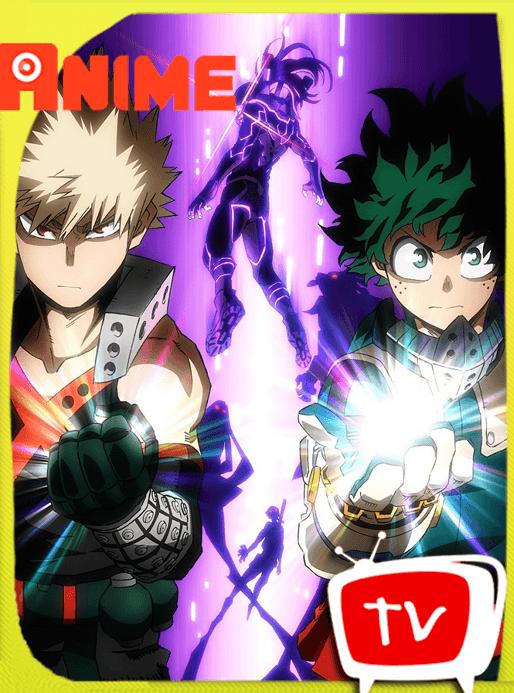 Boku No Hero Academia : HEROES RISING BD [1080p][10bits][DTS] Subtitulado-kurosakikun0