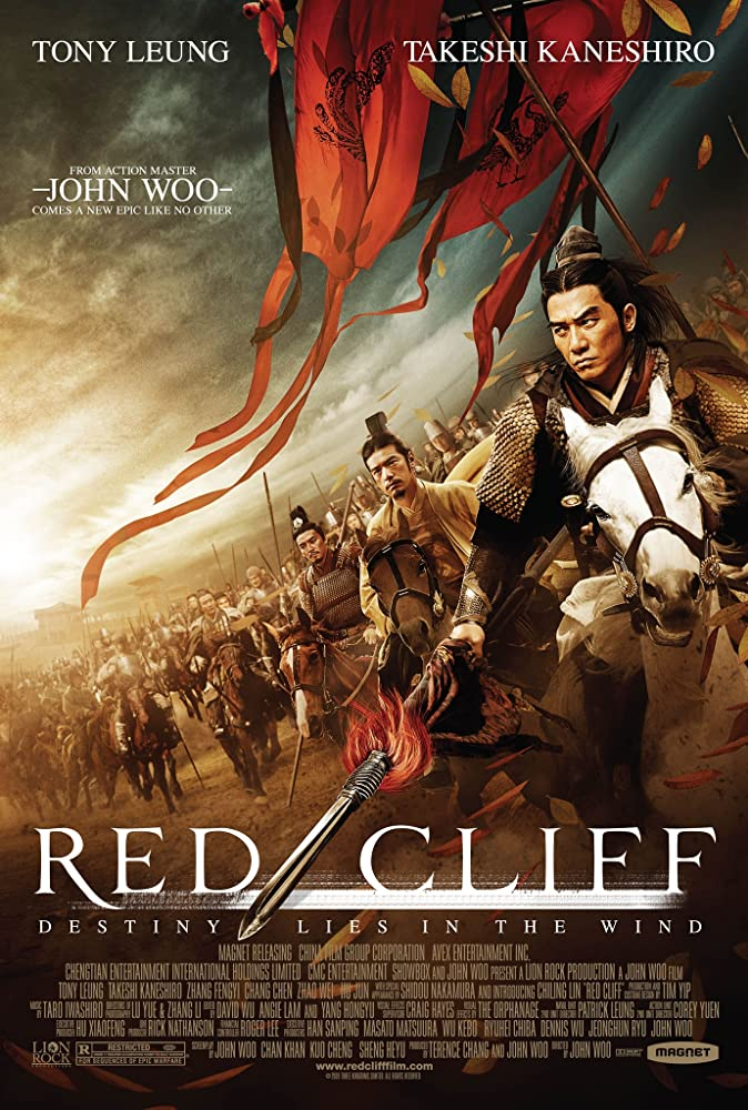 Red Cliff 2008 Hindi Dual Audio 480p HDRip 500MB BluRay Watch Online