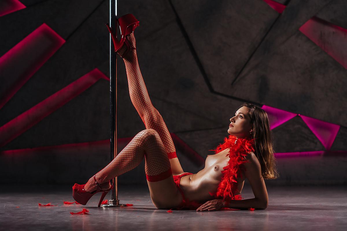 Alisha / фотограф Victor Vorobev