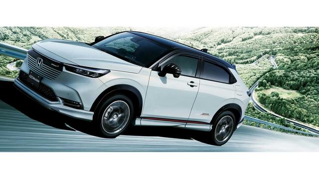 2021 - [Honda] HR-V/Vezel - Page 3 159-B194-B-2-A11-476-D-8-C7-E-D29-E8-B82-F410