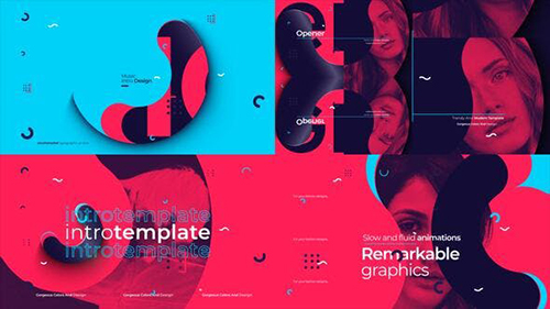 Intro Design 33220954 - Project for After Effects (Videohive)