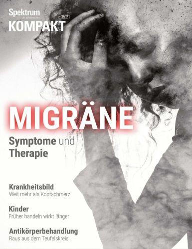 Cover: Spektrum der Wissenschaft Kompakt No 35 vom 06  September 2021