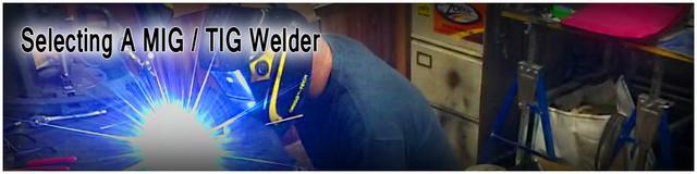Welder-Selection
