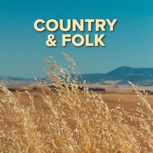 VA - Country & Folk (2021)