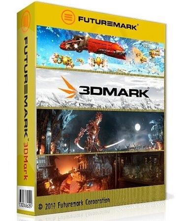 Futuremark 3DMark 2.20.7256 Professional Edition RePack by KpoJIuK (Ru/Ml)