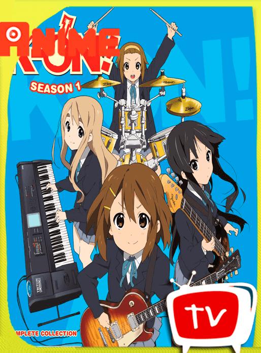 K-On! Season 1 BD [1080p] Subtitulado-kurosakikun0