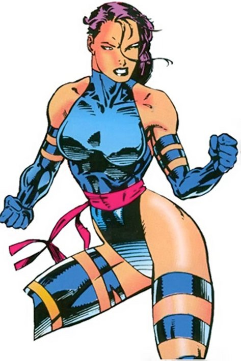 Psylocke-Marvel-Comics-X-Men-2