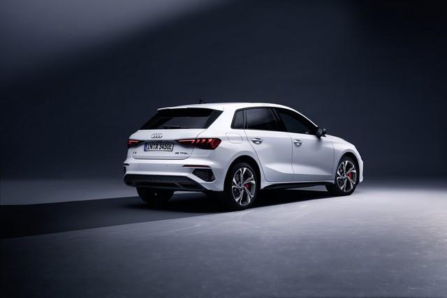 Hybride compacte avec une puissance de 245ch : l'Audi A3 Sportback 45 TFSI e A208940-medium