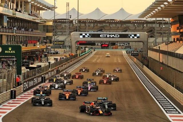 F1 GP d'Abu Dhabi 2020 : Victoire Max Verstappen pour la dernière manche de la saison  1075097