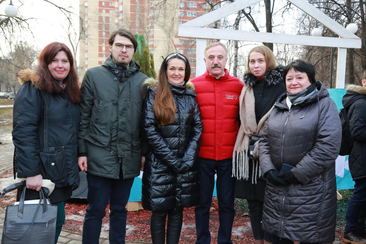 15 января в Люберцах стартовал уникальный экологический спортпроект - ЭкоХоккей - синтез экопросвещения и спорта, здорового образа жизни и популяризации раздельного сбора отходов