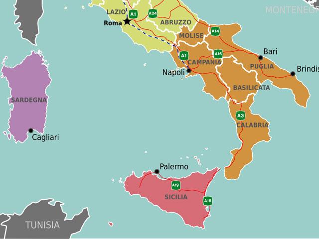 Regioni-Italiane