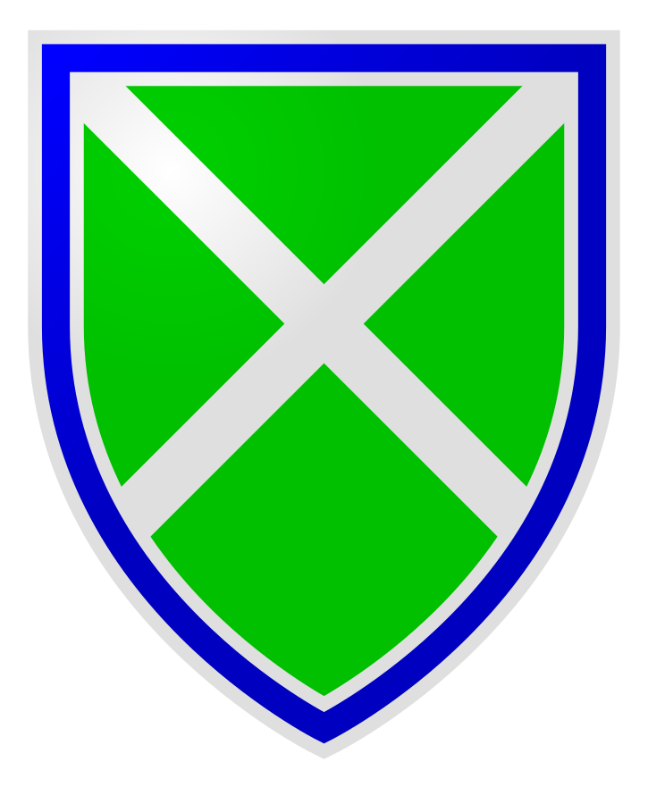 Reeland — new coat of arms, without crown
