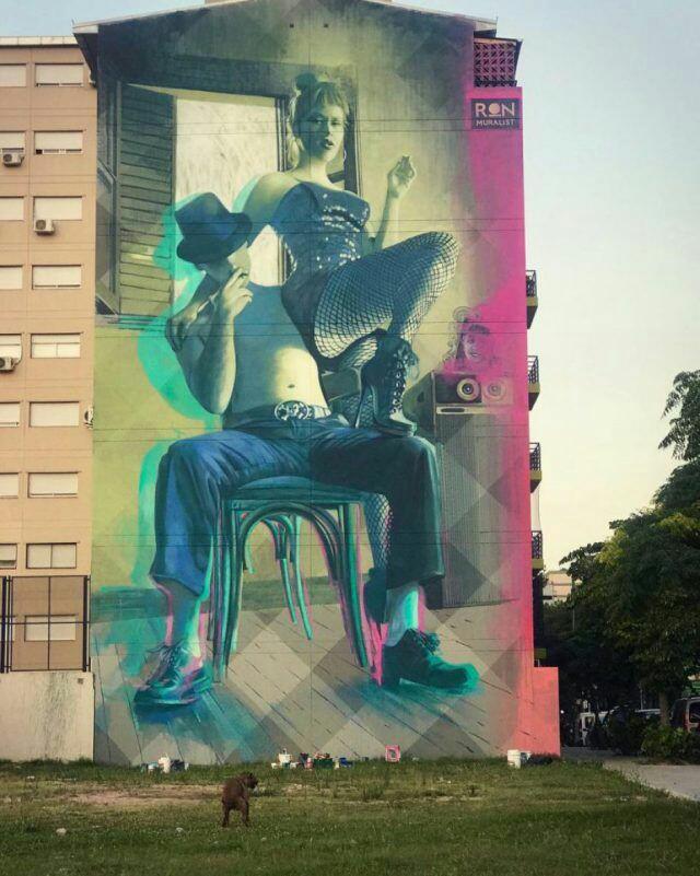 Arte callejero.  - Página 20 291
