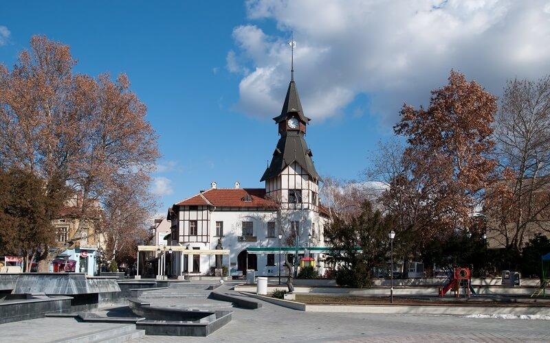 Пазарджик city photo