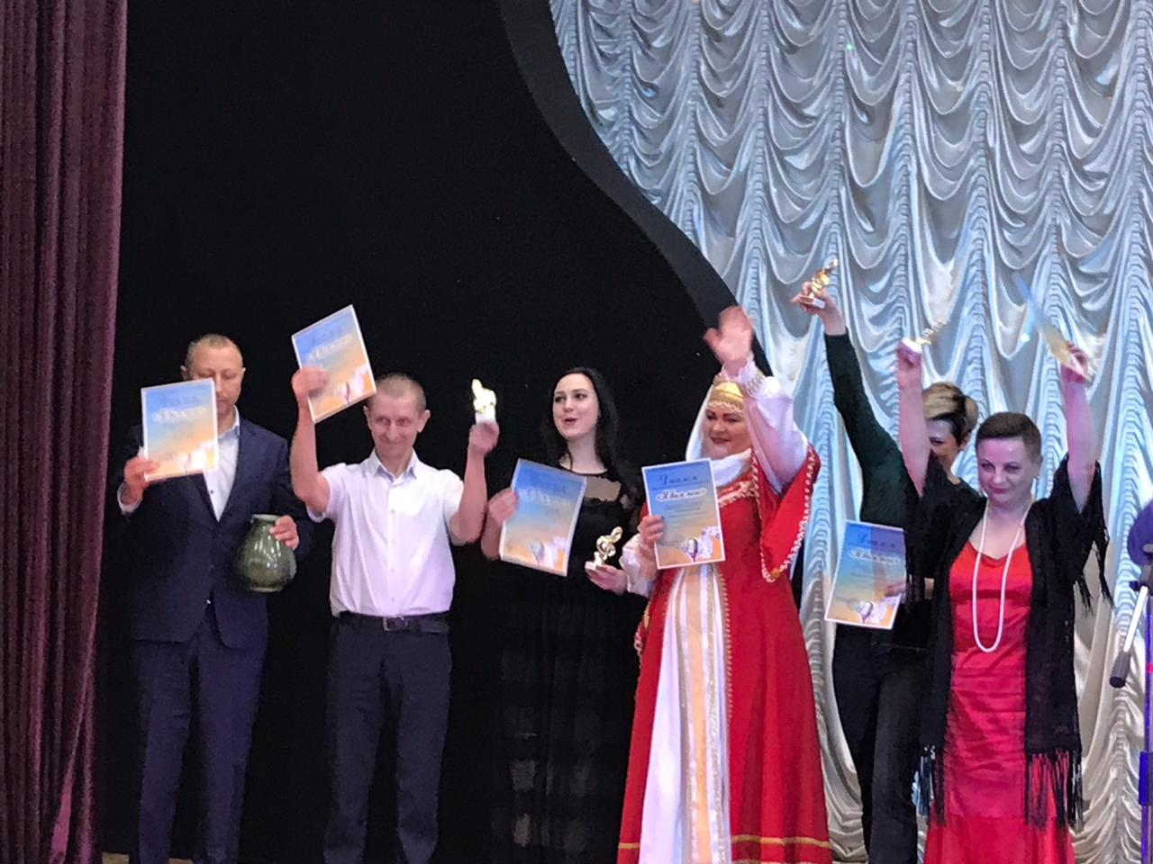 Изображение из альбома Областной конкурс исполнителей эстрадной песни
