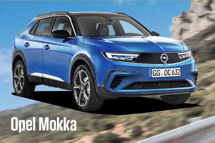Opel Mokka II (2020) 45