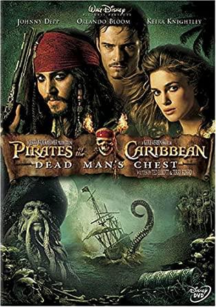 კარიბის ზღვის მეკობრეები 2: მიცვალებულის სკივრი / PIRATES OF THE CARIBBEAN: DEAD MAN'S CHEST
