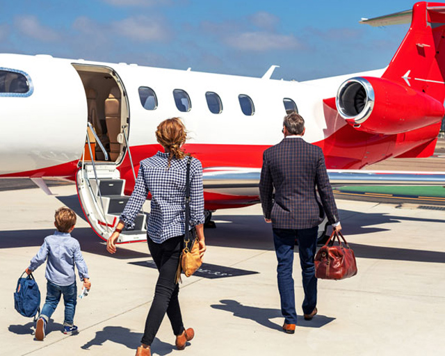 Private Jet Charter Has Come Of Age