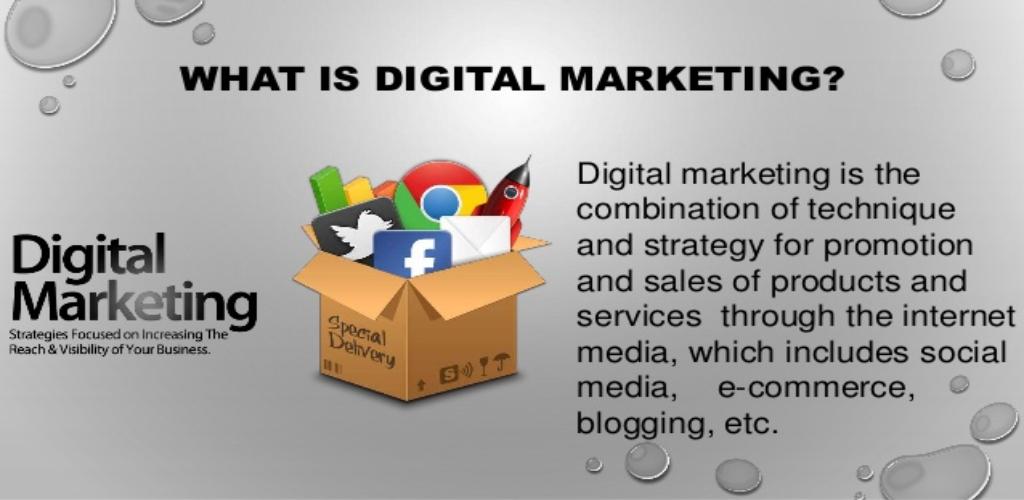 Internet Marketing Definition