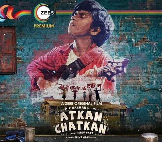 Atkan Chatkan (2020) Hindi 720p Zee5 HDRIp Esusb Downlaod
