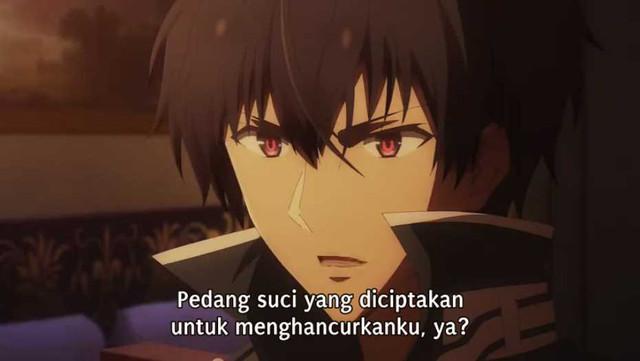 Maou Gakuin no Futekigousha Episode 10 Subtitle Indonesia