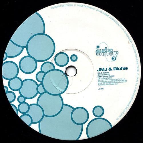 JMJ & Richie - Montana / Beyond Therapy (Remixes)
