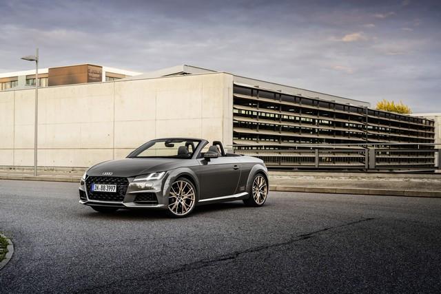 Accent sportif : l'Audi TTS competition plus A208539-medium