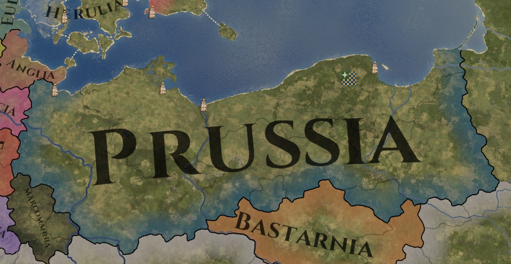 Formable Kingdom of Prussia / Королевство Пруссия