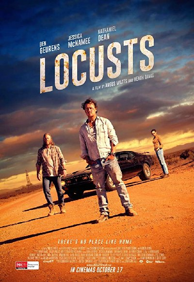 Locusts (2019) English 720p HDRip x264 900MB ESub DL