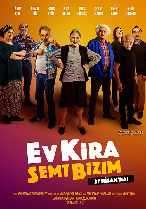 Ev Kira Semt Bizim | 2018 | Yerli Film | WEB-DL | XviD | Sansürsüz | m720p - m1080p | WEB-DL | Tek Link