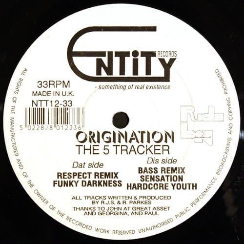 Download Originaton - The 5 Tracker mp3