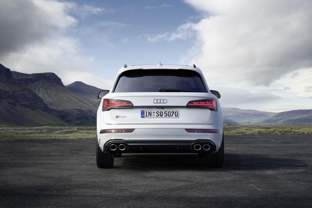 Sportivité, puissance et efficience : Audi présente la nouvelle génération de la SQ5 TDI A208367large