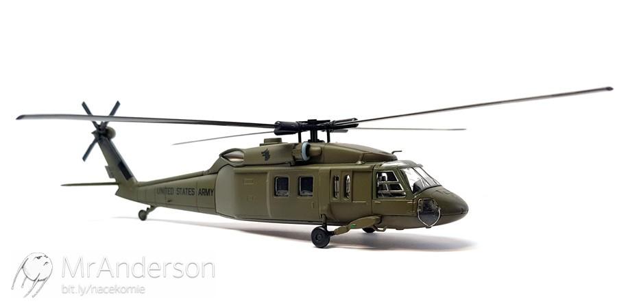 Военные Вертолеты №4 - UH-60A Black Hawk