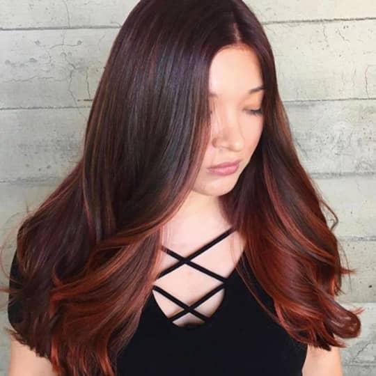 brown -hair-color