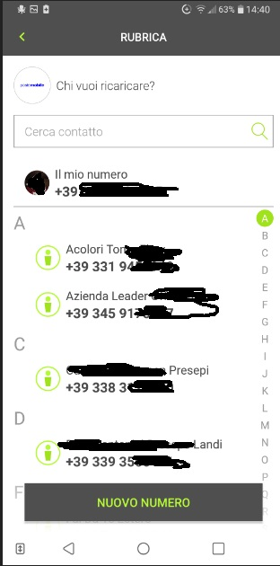 Bill SisalPay Bill (App italiana di SisalPay) €5,00 subito + €5,00 se invitato + €5,00 ogni invito [scadenza 30/09/2020] - Pagina 3 Ricarica-Cell-Bill-2-piccolo