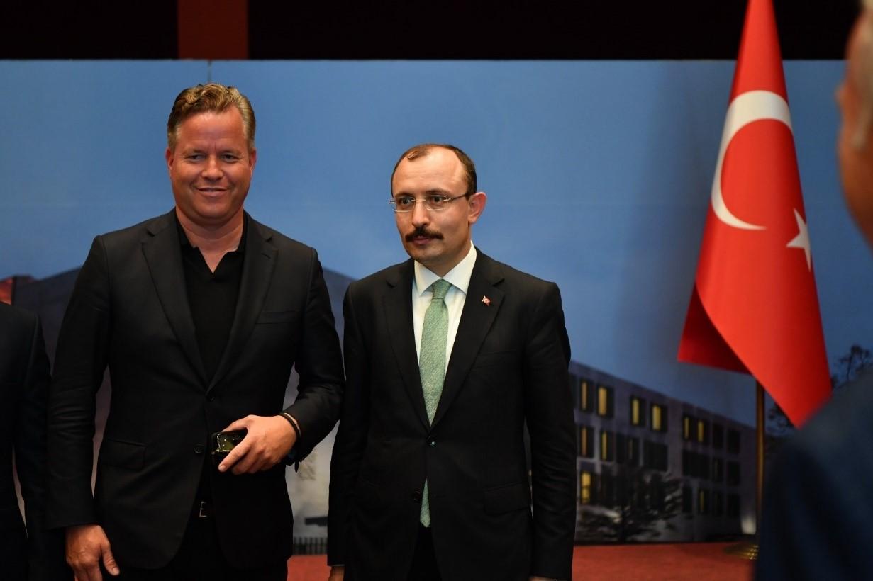 Türkiye Cumhuriyeti Ticaret