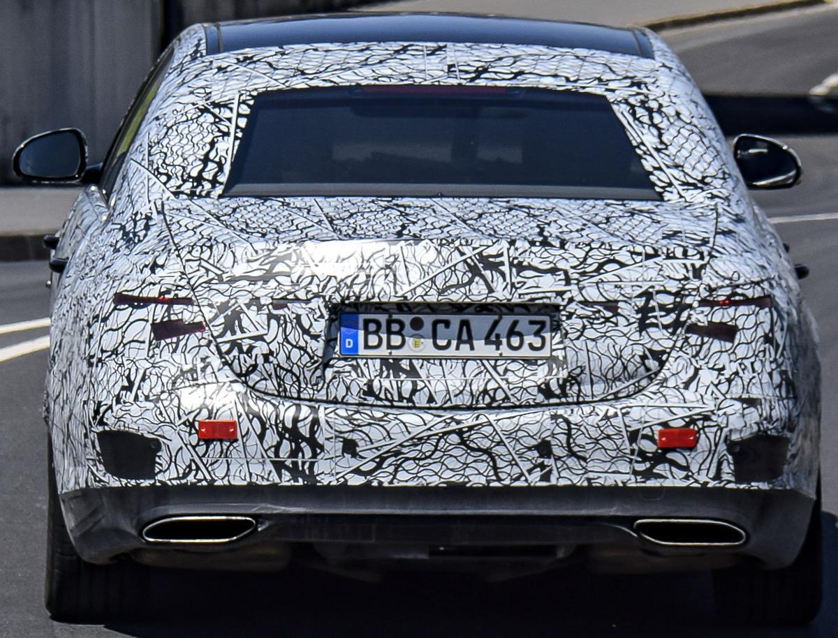 Mercedes-Benz Clase S (W223) 2020 53