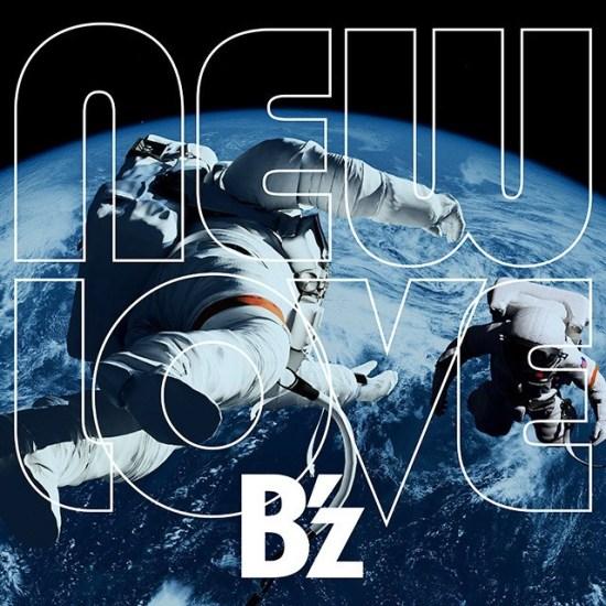 [Album] B'z – NEW LOVE