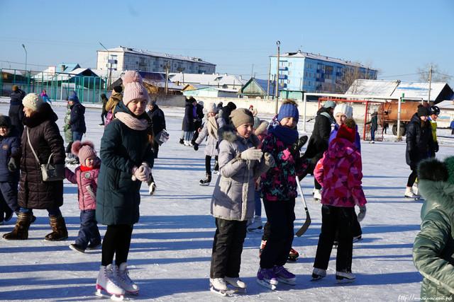 Зимний спортивный сезон открыт