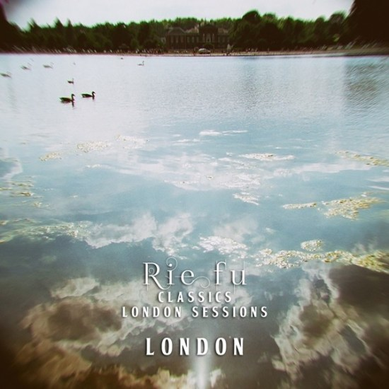 [Single] Rie fu – London (Classics London Sessions)