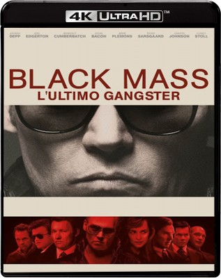 Black Mass - L'ultimo gangster (2015) .mkv UHD 4K ITA/ENG WEBRip 2160p x265 - Sub