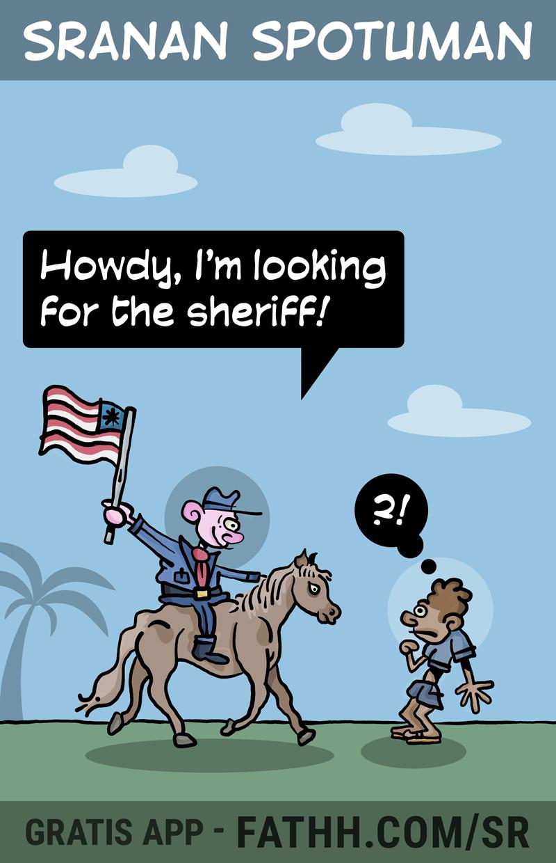 Sranan Spotuman : Yankee Doodle