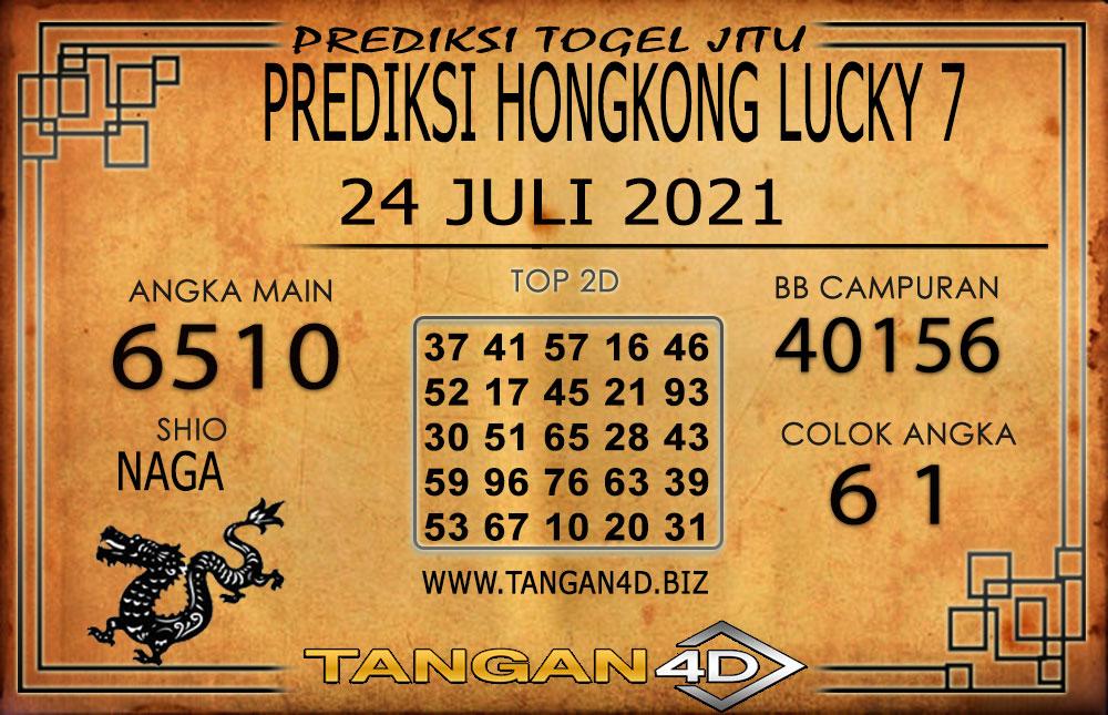 PREDIKSI TOGEL HONGKONG LUCKY7 TANGAN4D 24 JULI 2021