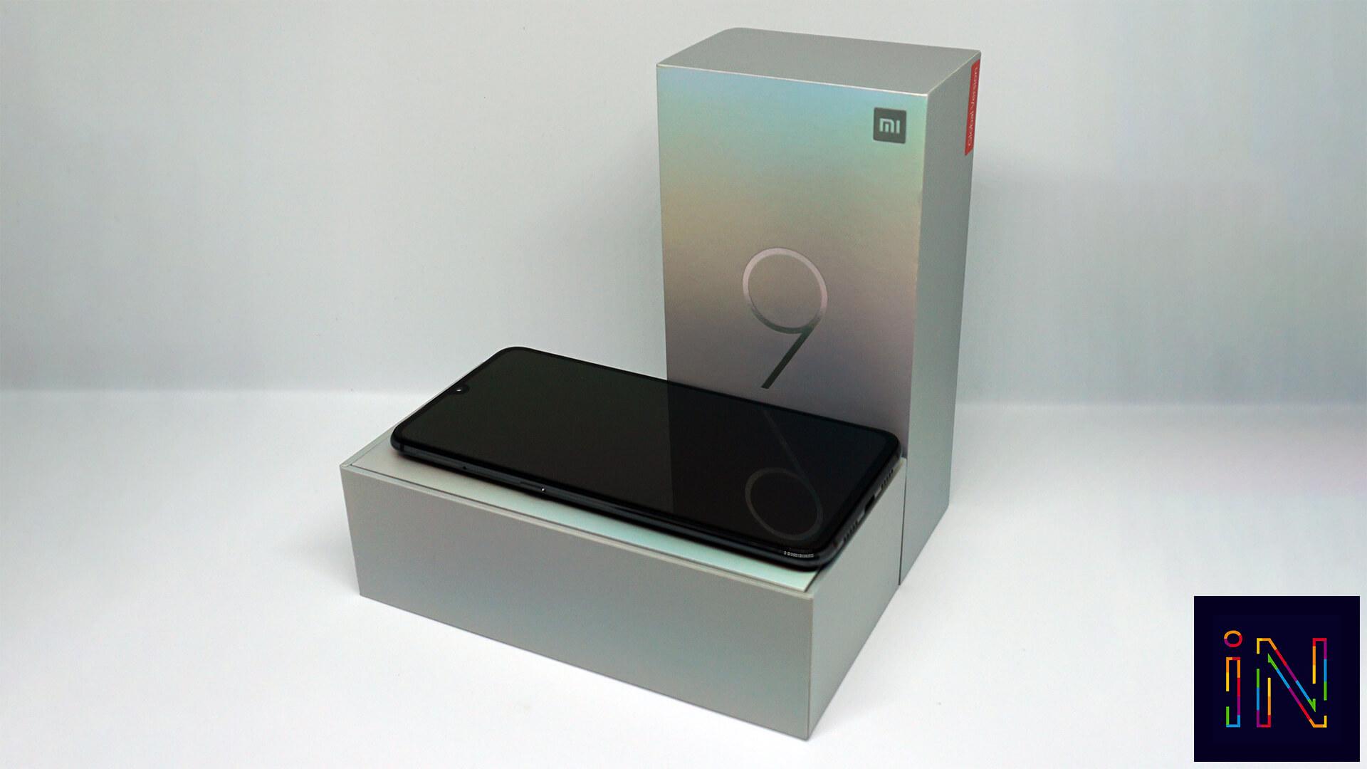 Software Xiaomi Mi 9