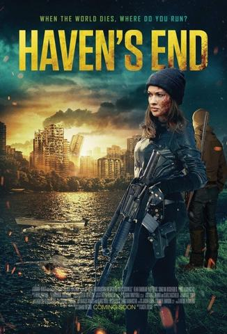 Havens End 2020 English 720p HDRip 800MB | 350MB Download