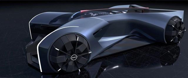 Nissan « GT-R(X) 2050 » : Le Projet D'un Stagiaire Devient Réalité 8-Nissan-JB-Choi-Final-08-DEC2020-14-source