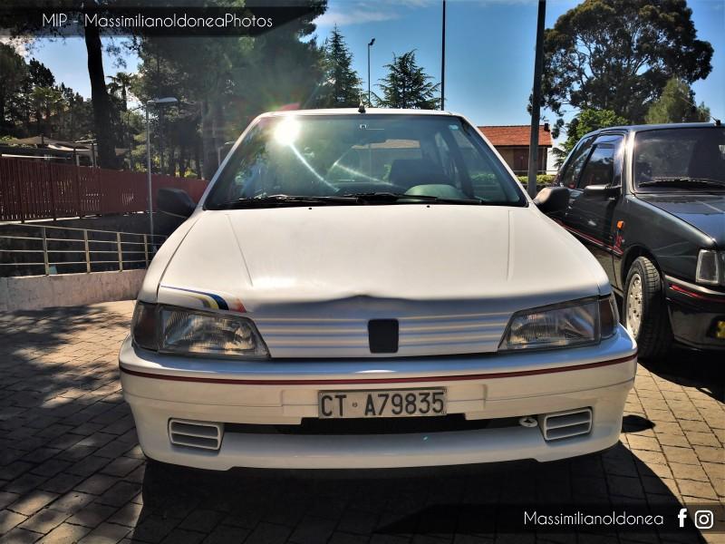 2019 - 19 Maggio - Raduno Auto d'epoca - Nicolosi Peugeot-106-Rallye-1-3-98cv-94-CTA79835-80-539-23-2-2018-1
