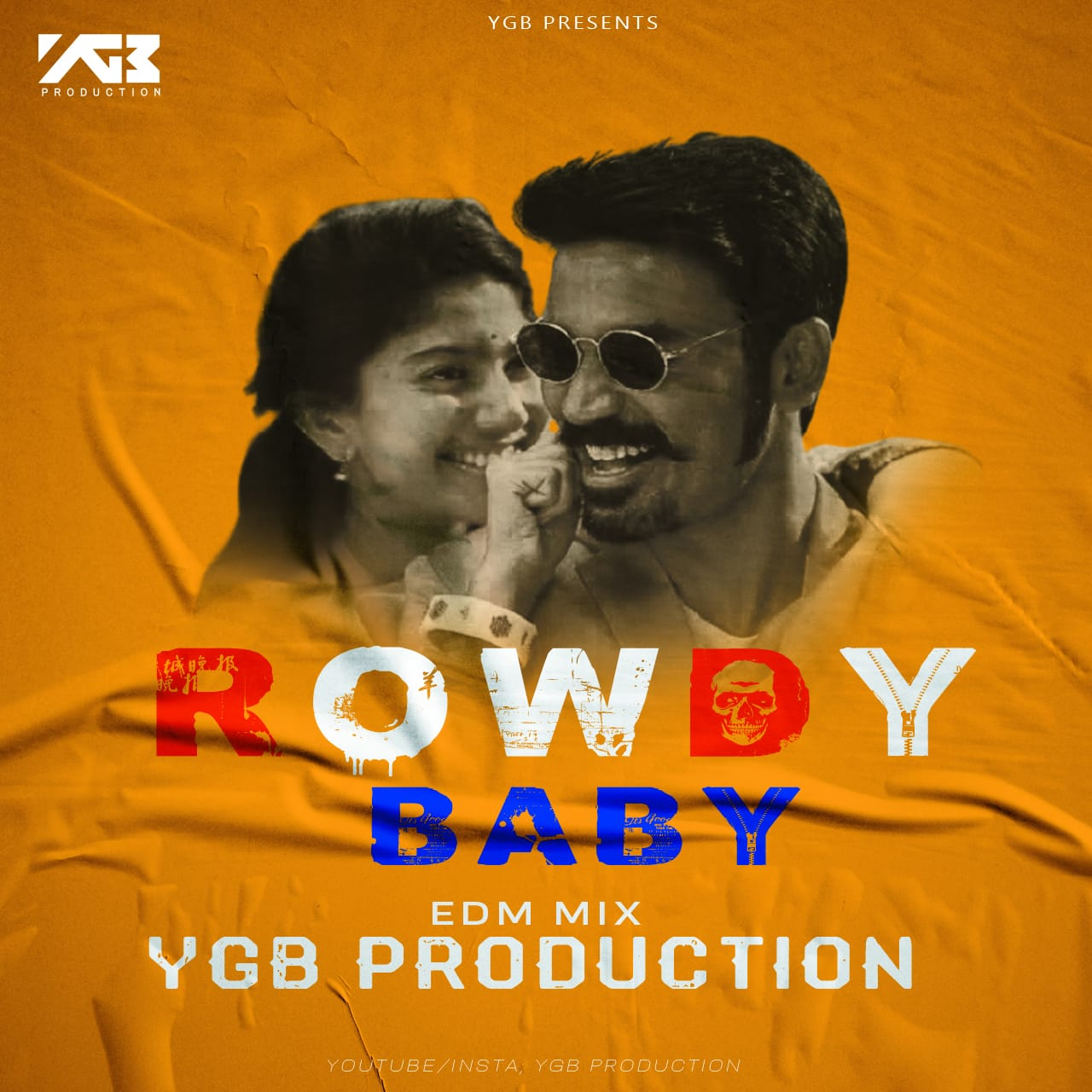 ROWDY BABY EDM MIX YGB PRODUCTION