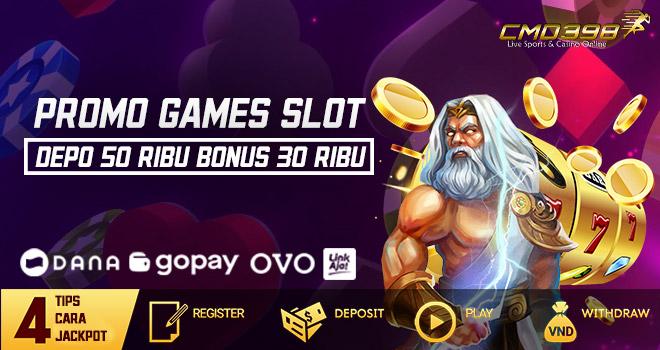 Slot Deposit Gopay 10 Ribu