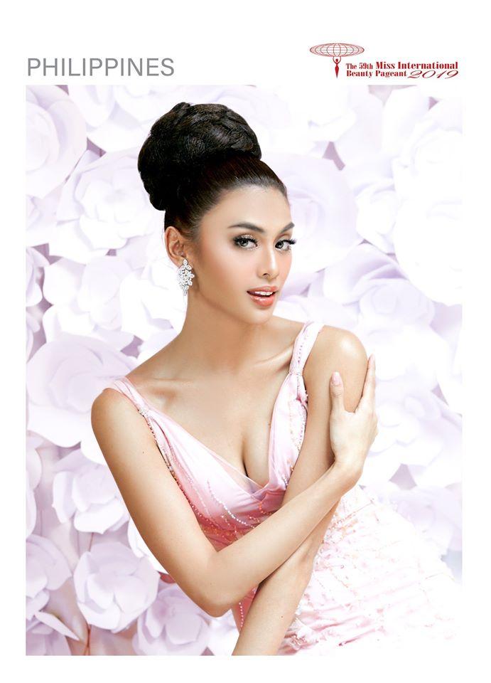 Round 31st : Miss International 2019 4